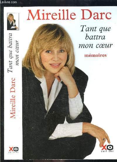 TANT QUE BATTRA MON COEUR- MEMOIRES