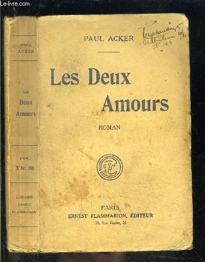 LES DEUX AMOURS