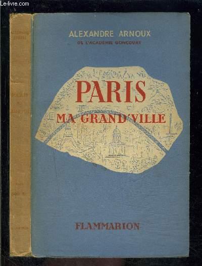 PARIS MA GRAND VILLE