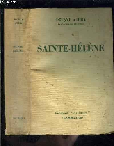 SAINTE HELENE- COLLECTION L HISTOIRE