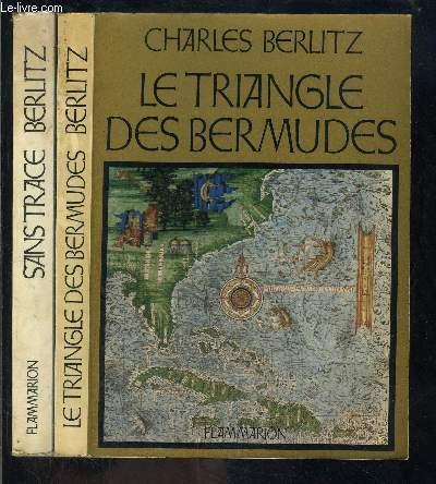 LE TRIANGLE DES BERMUDES- 2 TOMES EN 2 VOLUMES- 2. SANS TRACE