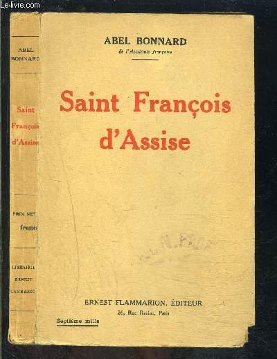 SAINT FRANCOIS D ASSISE