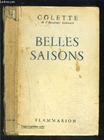 BELLES SAISONS