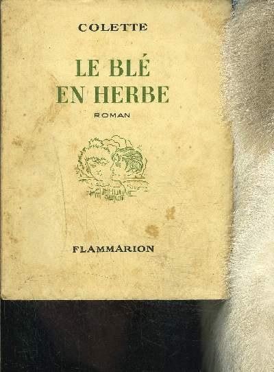 LE BLE EN HERBE