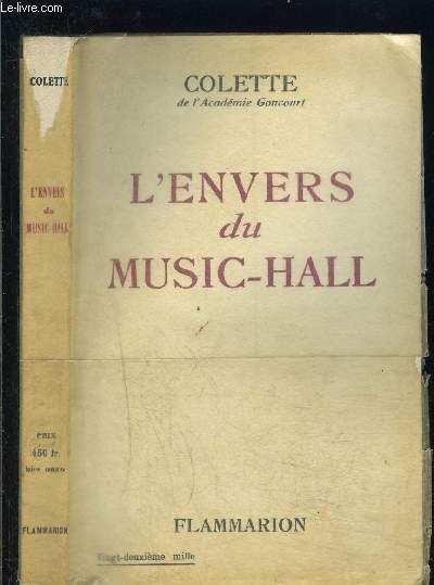L ENVERS DU MUSIC HALL