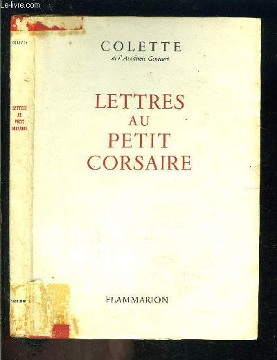 LETTRES AU PETIT CORSAIRE