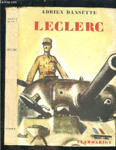 LECLERC- ENVOI DE L AUTEUR