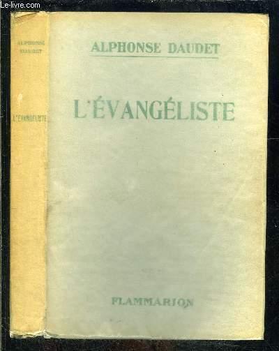 L EVANGELISTE- ROMAN PARISIEN