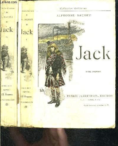 JACK- 2 TOMES EN 2 VOLUMES