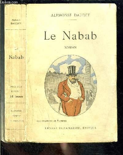 LE NABAB- ROMAN DE MOEURS PARISIENNES