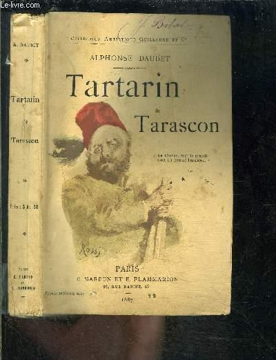 TARTARIN DE TARASCON/ COLLECTION ARTISTIQUE GUILLAUME ET Cie