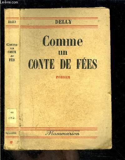 COMME UN CONTE DE FEES