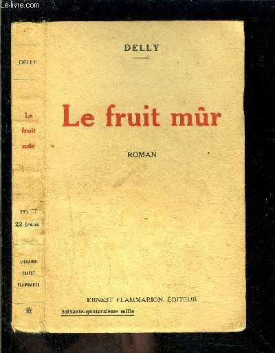 LE FRUIT MUR