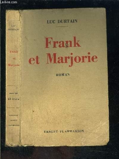 FRANK ET MARJORIE