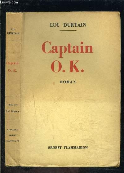 CAPTAIN O.K.