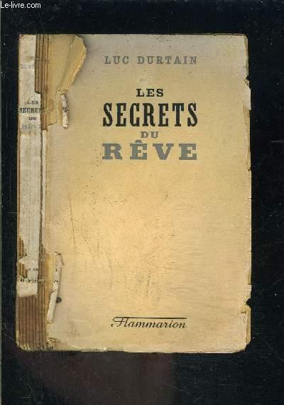 LES SECRETS DU REVE