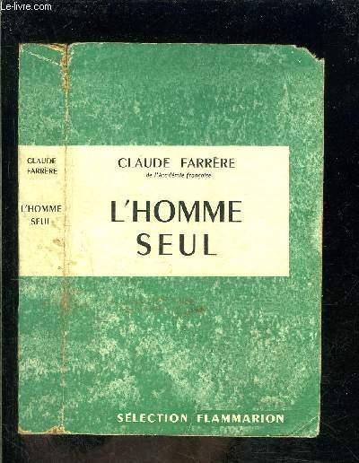 L HOMME SEUL
