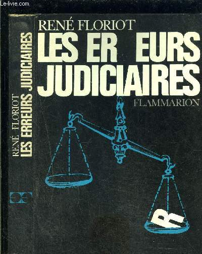LES ER EURS JUDICIAIRES