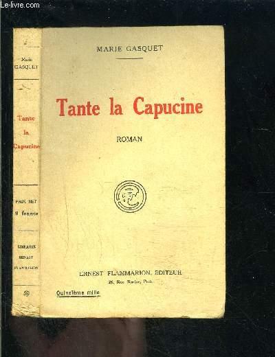 TANTE LA CAPUCINE