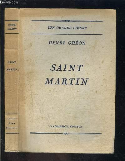 SAINT MARTIN / LES GRANDS COEURS