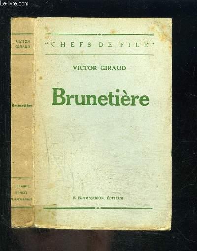 BRUNETIERE/ CHEFS DE FILE