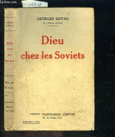 DIEU CHEZ LES SOVIETS