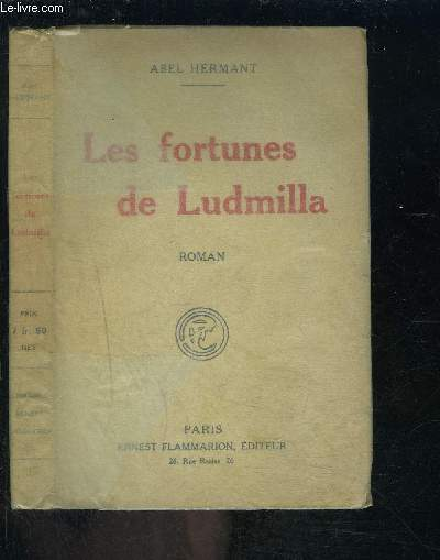 LES FORTUNES DE LUDMILLA