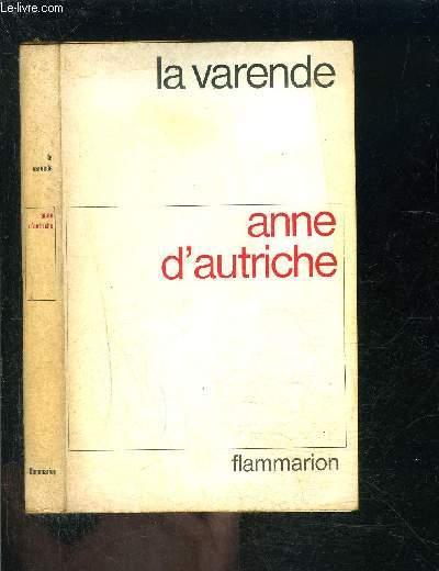 ANNE D AUTRICHE
