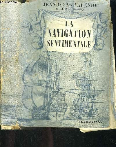 LA NAVIGATION SENTIMENTALE