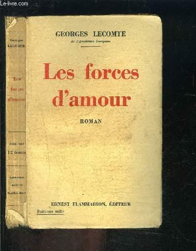 LES FORCES D AMOUR