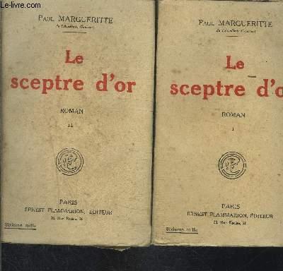 LE SCEPTRE D OR
