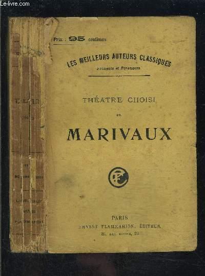 THEATRE CHOISI DE MARIVAUX