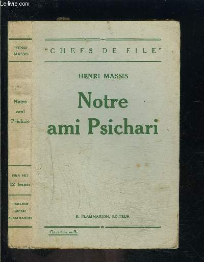 NOTRE AMI PSICHARI