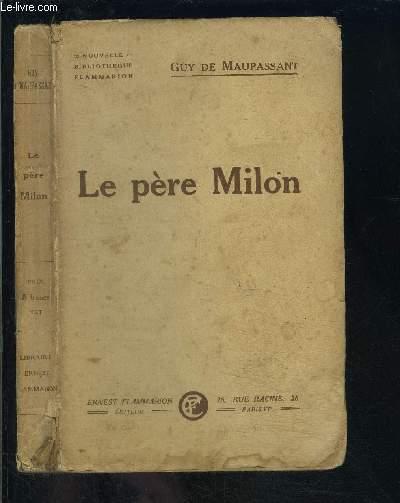 LE PERE MILON