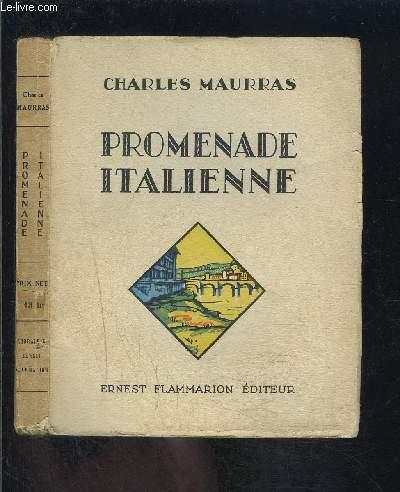 PROMENADE ITALIENNE