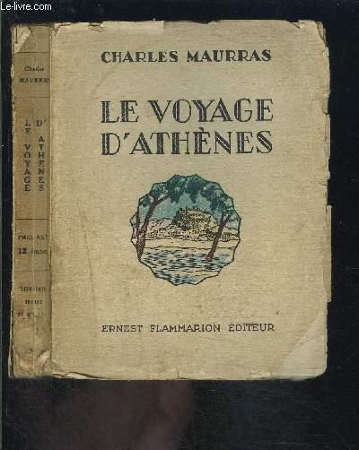 LE VOYAGE D ATHENES