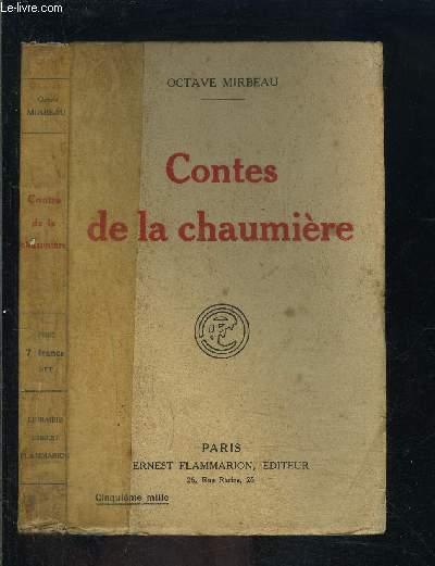 CONTES DE LA CHAUMIERE