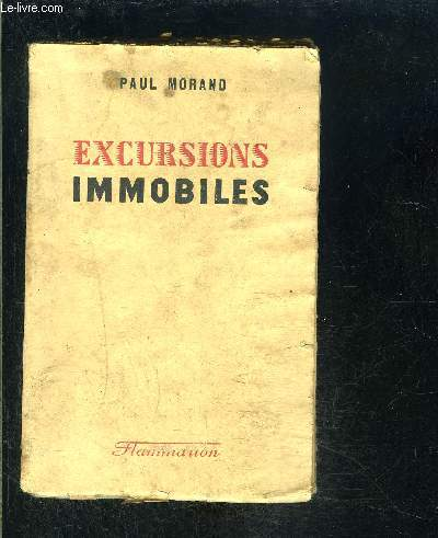 EXCURSIONS IMMOBILES