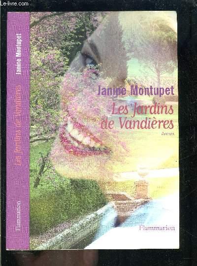 LES JARDINS DE VANDIERES