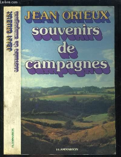 SOUVENIRS DE CAMPAGNE