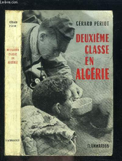 DEUXIEME CLASSE EN ALGERIE