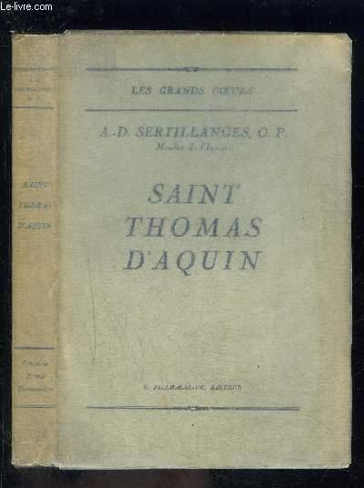 SAINT THOMAS D AQUIN