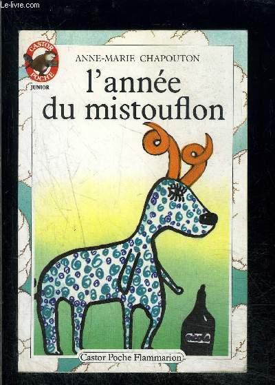 L ANNEE DU MISTOUFLON- PERE CASTOR N°45
