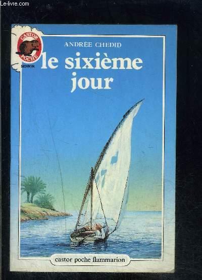 LE SIXIEME JOUR- PERE CASTOR N°109