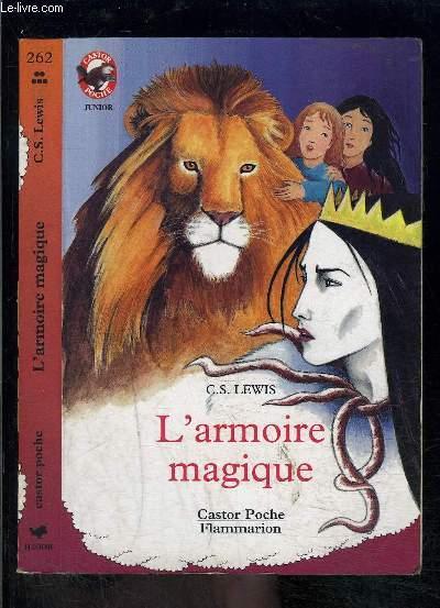 L ARMOIRE MAGIQUE- PERE CASTOR N°262