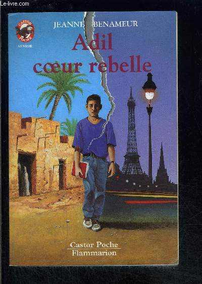 ADIL COEUR REBELLE- PERE CASTOR N°473