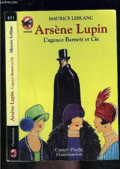 ARSENE LUPIN- L AGENCE BARNETT ET CIE- PERE CASTOR N°49