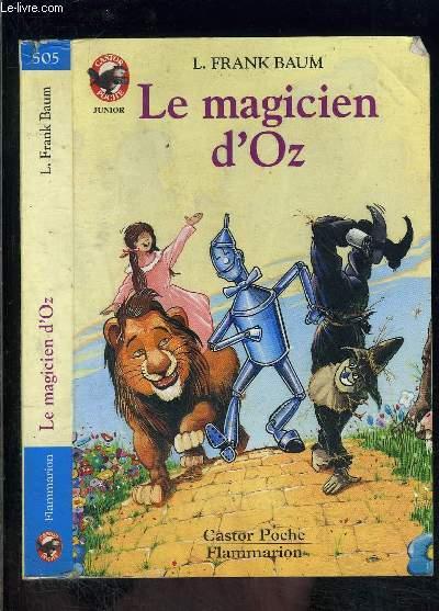 LE MAGICIEN D OZ- PERE CASTOR N°505