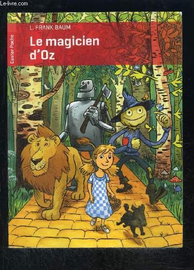 LE MAGICIEN D OZ- CASTOR POCHE