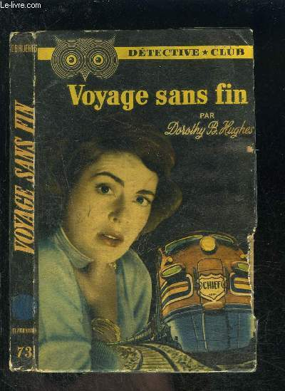VOYAGE SANS FIN- COLLECTION DETECTIVE CLUB N°73